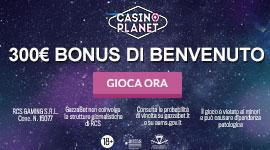 Planet bonus senza deposito
